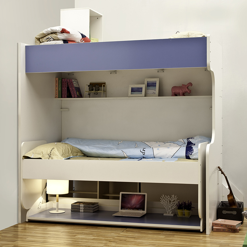 Function furniture piano murphy wall bed
