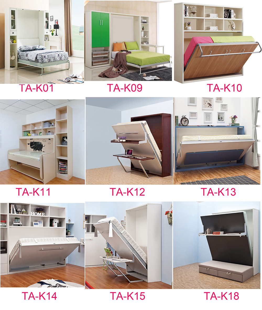 Relative wall bed products