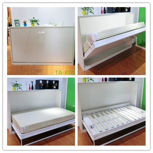 customzide mounted wall bed