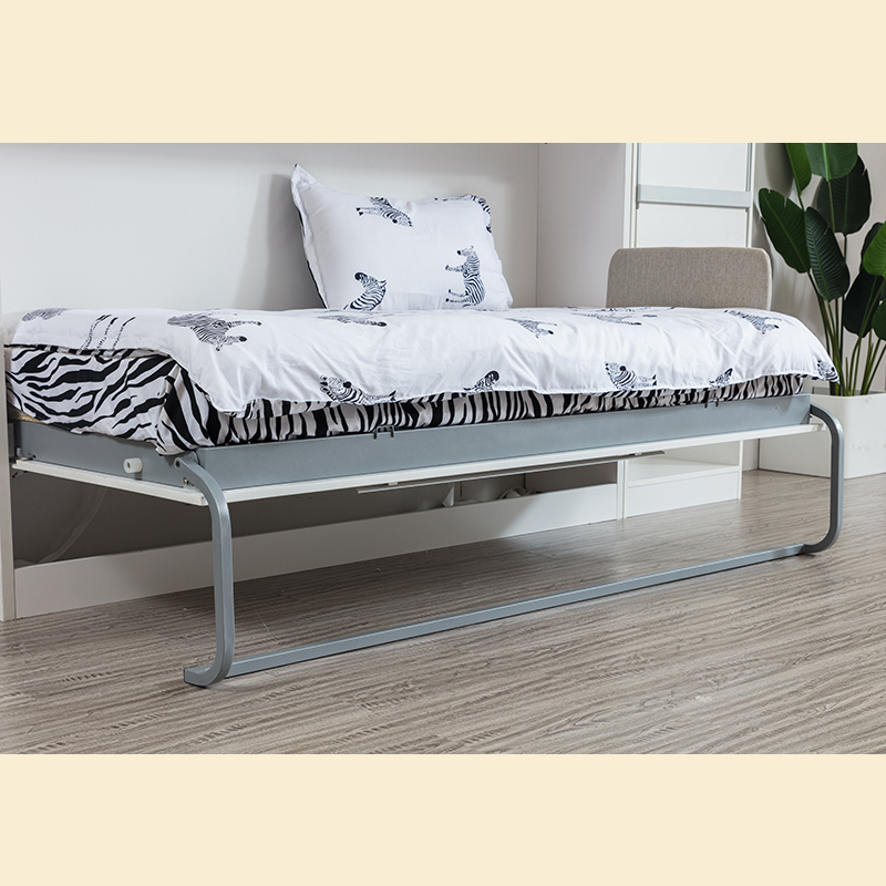 Ergonomic Wall Bed Leg