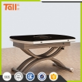 Electric automatic lifting height adjustable table