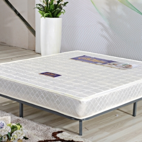 Modern soft latex mattress