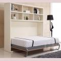 China supplier Horizontal Folding Hidden Wall Bed for Space saving