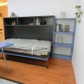 Environmental protection Murphy bed school wall bed