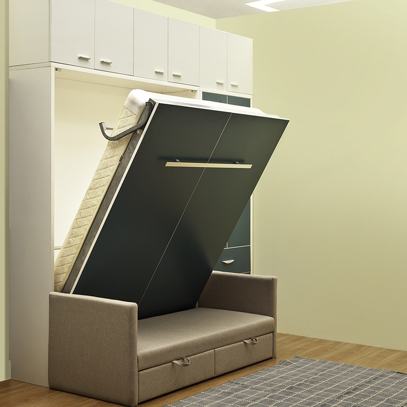 Smart Home Furniture Mordern Murphy Bed Sofa Wall Bed ...