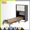 Innovative design hidden cabinet with folding bed