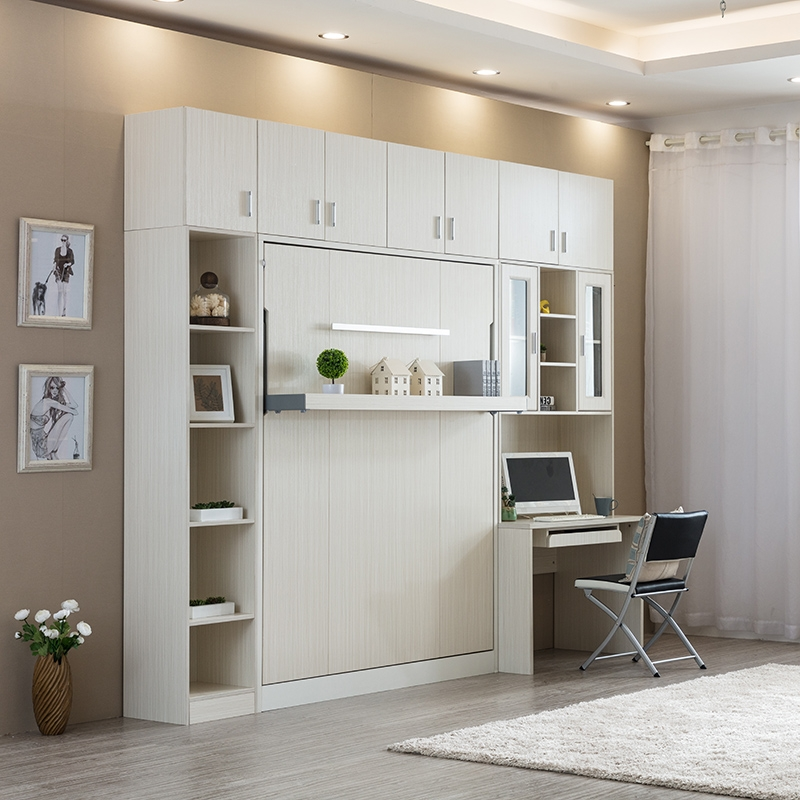 Wholesale Awesome Design Cabinet Bed Custom Murphy Bed Wall Bed
