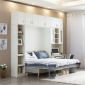 Modern Multi-function Vertical Folding Hidden Wall Bed Murphy Bed
