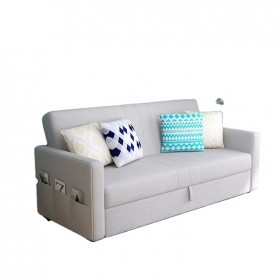 Home Furniture tv room living room cozy waterproof comfortable soft sofa bed