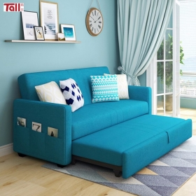 Home furniture modern style fabric waterproof living room sofa bed