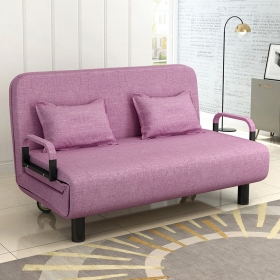 sleeping multi-function sofa bed double fabric folding sofa beds
