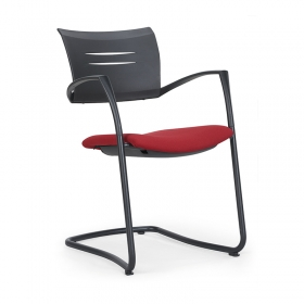 China Supplier Office Furniture Comfortable Fancy Simple Style Training Chair