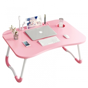 Bed desks folding lazy table laptop desks dormitory college students children's learning desks